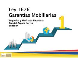 Gabriel Zapata Ley 1676 GARANTIAS, fusionada