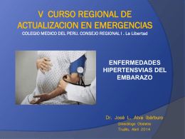 HIG COLEGIO MEDICO 2014 - CMP