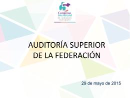 Sistema Nacional Anticorrupción - STRC