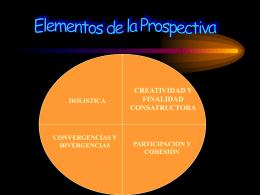 Creatividad - Prospectiva, estudios sobre el futuro