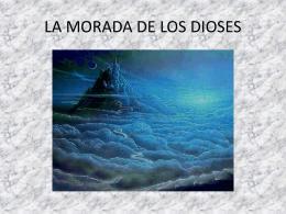 dioses romanos - Colegio Monte de Asís