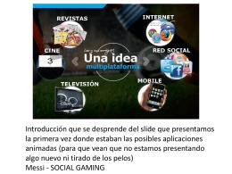 Slide 1 - D-Nexo