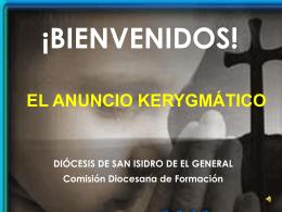 Diapositiva 1 - Diócesis San Isidro de El General