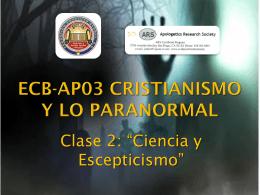 Cristianismo y Lo Paranormal 12.72 Mb