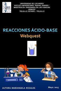 Te gustaría conocer como ocurren las reacciones de ácido