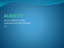 AUDICITY
