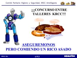 concurso entre talleres krcc!!!
