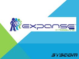 EXPANSE webinar