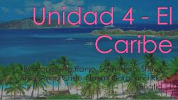 Unidad 4 - El Caribe