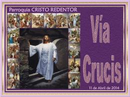 VÍA CRUCIS - PADRE JAVIER LEOZ