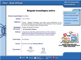 Proyecto BRIGADA TECNOLÓGICA ACTIVA VTC (2)