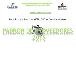 15_padron_de_provedores - OOAPA