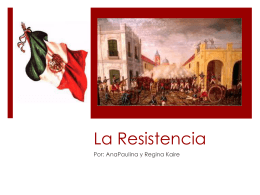 La Resistencia - ASFM Tech Integration