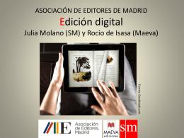 Tema * Edición Digital - Asociación de Editores de Madrid