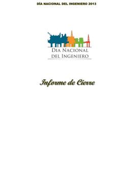 Informe_DNI_2013 - Colegio de Ingenieros Petroleros de México