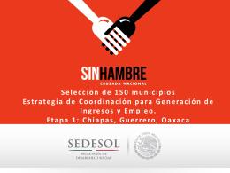 Seleccion Municipios Etapa 1 OportPAL Productivo