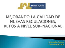 Mejorando la calidad de nuevas regulaciones | Salvador