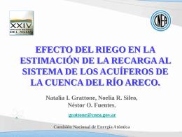 comunicación sobre gestión de desechos radiactivos en argentina