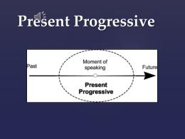 Present-Progressive (4135332)