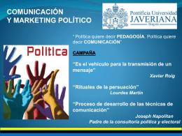 comunicación - Relacionesp2012