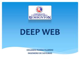 Qué se puede encontrar en la Deep Web?