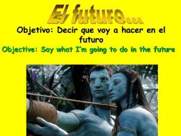 Qué es el futuro?