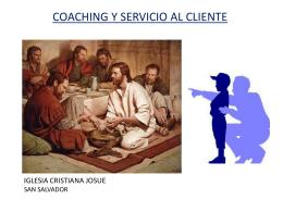 COACHING Y SERVICIO AL CLIENTE