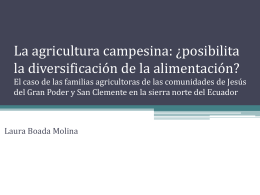 Presentación Laura Boada – 08.04.2015