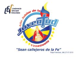 Año Jubilar de la Juventud: presentacion final