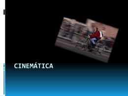 Cinematica - www.elenarojas.cl