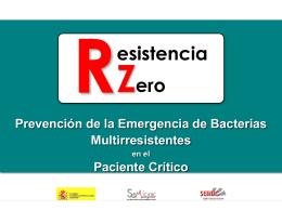 Presentación del Proyecto Resistència Zero.