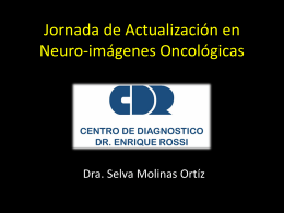 Diapositiva 1 - Centro de Diagnóstico Dr. Enrique Rossi