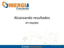 Acciones - Universidad ETAC