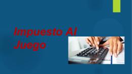 Impuesto Al Juego (466864)