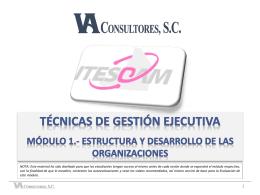 tge 2013- módulo 1