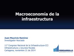 Diapositiva 1 - Congreso Infraestructura