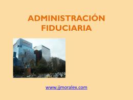 Fideicomisos y Administración Fiduciaria