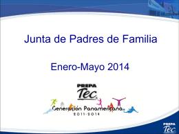 Junta Padres 6 EM14
