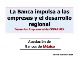 La realidad de la Banca en México