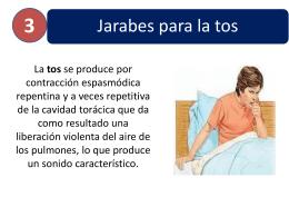 338TEMAS DE SALUD 3 JARABES PARA LA TOS