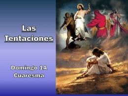I Domingo de Cuaresma, Ciclo A. San Mateo 4, 1-11