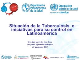 La Tuberculosis en América Latina.