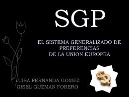 SGP LUISA GOMEZ GISEL GUZMAN