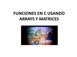 FUNCIONES_ARRAYS_C