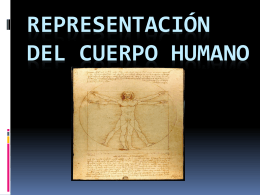 Representación del cuerpo humano