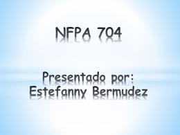 NFPA 704 - Estefanny-1308