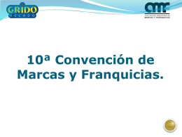 Grido - Asociación Argentina de Marcas y Franquicias