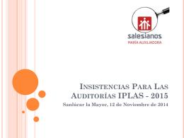 Insistencias_Para_Las_Auditorias_2015