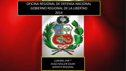 actividades vinculadas a la defensa nacional - SIR