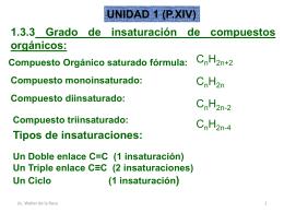 Unidad 1 (Q.O.I 1S 2015 P.XIV IDH Resonancia)